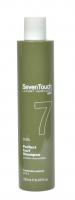 Punti di Vista Seven Touch 7 Шампунь для вьющихся волос идеальный локон с кашемир, 250 мл 8033488801656