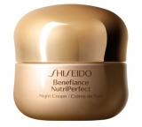 Shiseido Крем для лица Benefiance NutriPerfect Night Cream восстанавливающий для сухой кожи ночной 50ml 768614191117