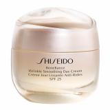 Shiseido Крем для лица Benefiance Wrinkle Smoothing Day Cream SPF 25 разглаживающий для всех типов кожи дневной 50ml 768614149514