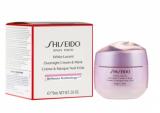 Shiseido Крем-маска для лица White Lucent Overnight осветляющая, увлажняющая ночная 75ml