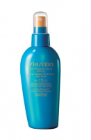 Shiseido Спрей солнцезащитный для лица и тела Sun Protection Spray Oil-Free SPF 15 150ml