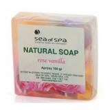 Мыло натуральное фруктовое Sea of Spa Dead Sea Color Natural Soap  100 гр 7290011314613