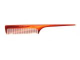 Sibel Расческа для волос Sibel Tail хвостатая коричневаяя 20,5 см