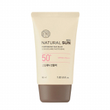 Солнцезащитный крем The Face Shop NATURAL SUN ECO PHOTOGENIC SUNBLUR SPF50+ PA+++ 8806182530104