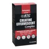 SNS29 STC КРЕАТИН ШИПУЧИЙ КОМПЛЕКС / STC CREATINE EFFERVESCENT COMPLEX, 2 тубы х 15 таблеток спортивное питание Scientec Nutrition
