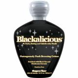 Supre Tan лосьон для загара в солярии с бронзаторами Blackalicious 300мл