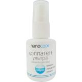 NanoCode Сыворотка для лица КОЛЛАГЕН ультра c натуральным коллагеном и гиалуроновой кислотой 30 мл