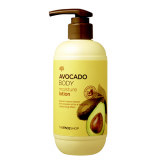 The Face Shop AVOCADO BODY LOTION 8806182527296