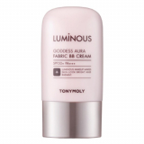 Tony Moly LUMINOUS GODDESS AURA FABRIC BB CREAM