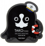 Tony Moly TACO PORE ONE SHOT NOSE PACK 8806194013046