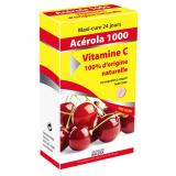 Vitamin 22 LIDK34 VITAMIN22 Витамин22 АЦЕРОЛА 1000 ВИТАМИН С НАТУРАЛЬНЫЙ, 24 таблетки