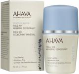 Ahava Dead Sea Mineral Deodorant 50ml for Women Роликовый дезодорант женский 50мл 697045155644