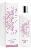 White to Brown SELF TANNING LOTION  Medium Level 2 250ML