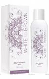 White to Brown SELF TANNING  спрей автозагар medium Level 2 200ML
