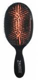 Zauber 06-023 Щетка для волос черная большая