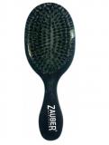 Zauber 06-025 Щетка для волос черная