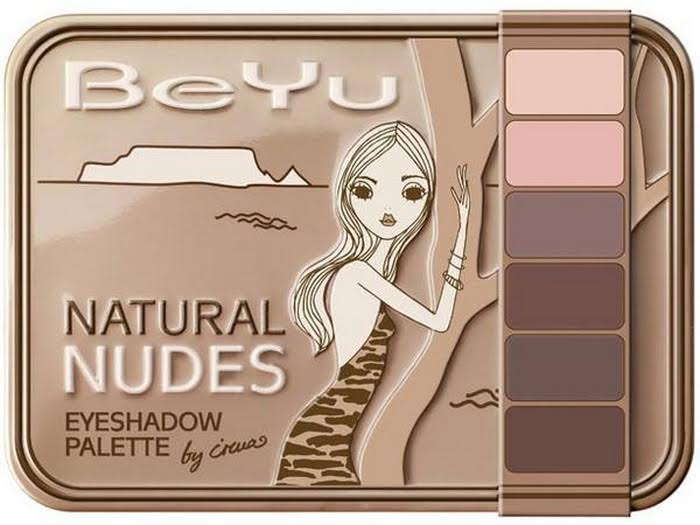 BeYu Cape Town Covergirl by IRMA Makeup Collection Summer 2016