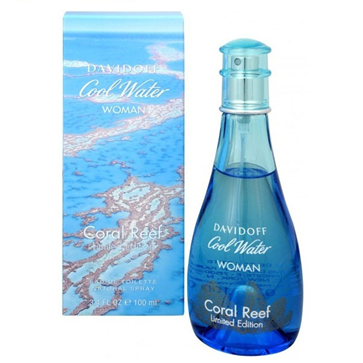 Davidoff - Cool Water Coral Reef