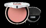 Pupa Румяна 1-цветные компактные для лица Like a Doll Maxi Blush