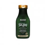 Beaver Professional Шампунь для жирных волос с маслом Чайного дерева NATURAL PURE SERIES