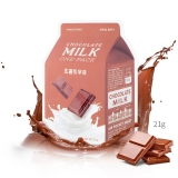 APIEU Milk One-Pack Тканевая молочная маска, 1шт