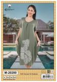 m014006 домашняя одежда Cocoon туника 20200