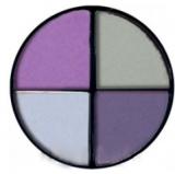 Karaja Тени для век кватро Color Emotion
